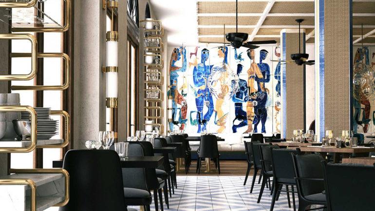 El primer HOTEL que abrió en IBIZA es puro LUJO