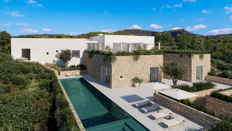 John Pawson and David Chipperfield design houses for Ibiza community Sabina